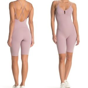 NWT Free People Glow One Piece Bodysuit size Small